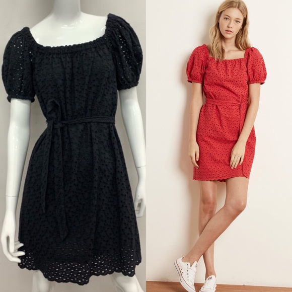 Velvet by Graham & Spencer Dresses & Skirts - NWT BLACK Velvet Graham & Spencer Dress